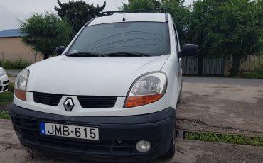 Renault Kangoo Tgk